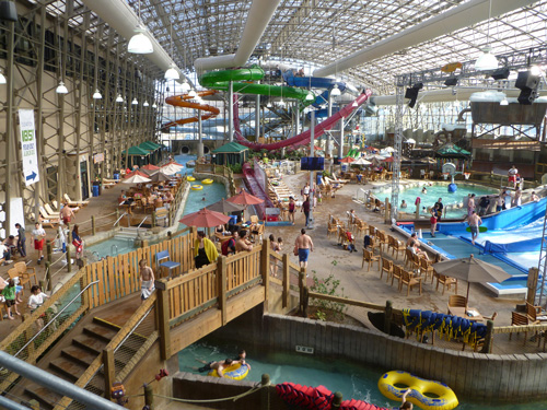 Waterpark Feasibility Study Methodology