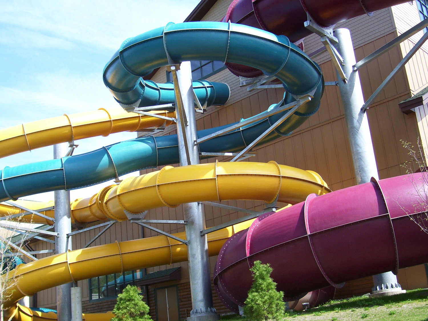 100 1993 2 - 2014 Waterpark Resorts Supply and Demand Update