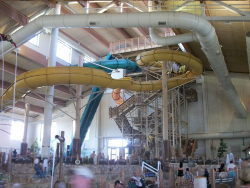 Number of Indoor Waterpark Destination Resorts Grows in 2008