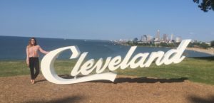 ClevelandPhoto1 002 300x145 - Kudos to our Summer Intern!